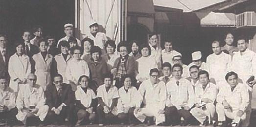 三育フーズの歴史のイメージ
